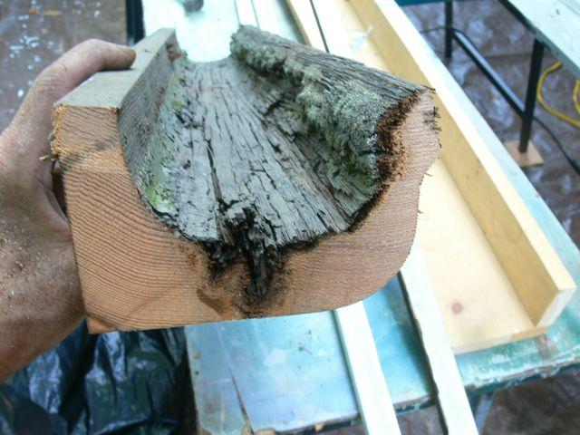 Wood Gutter Repair In Providence Ri